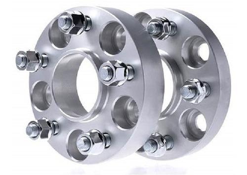 Imagem 1 de 1 de 4 Adaptador Roda 4x100 4x108 5x100 5x112 5x114 5x120 15mm