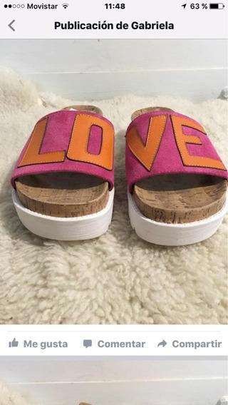 Zapatos De Cuero Nuevos! Mucha Onda! Desde $400 A $1000.