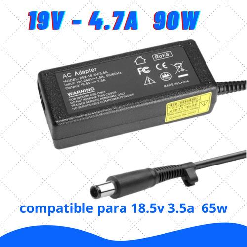 Cargador Hp Compaq Dv4 Dv6 G4 G6 Cq40 Cq45 Cq60