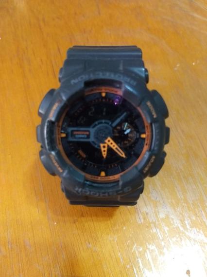 Relógio Masculino Casio G-shock Ga110ts Anadigital