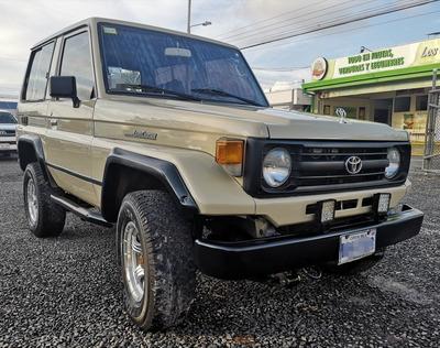Toyota Land Cruiser Año 95