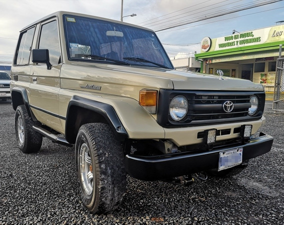 Toyota Land Cruiser Año 95