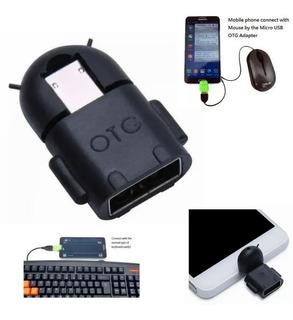 Micro Usb Otg Para Usb Android Robo