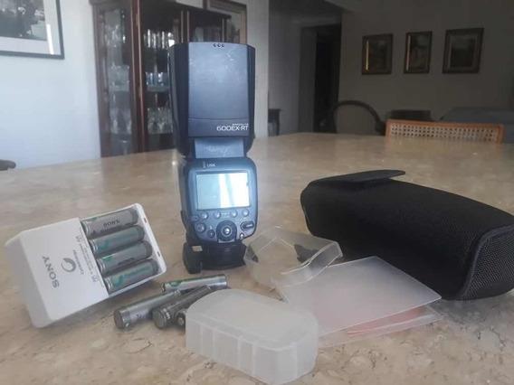 Flash Canon Speedlight 600ex - Rt