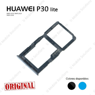 Bandeja Porta Sim Huawei P30 Lite Mar-lx3a Lx2a Lx1a Origina