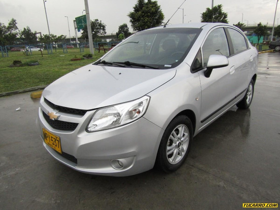 Chevrolet Sail Ltz Limited 1.4 Full