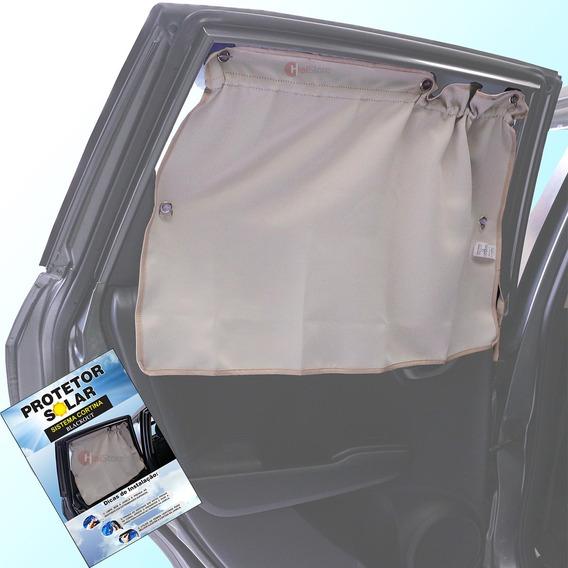 Cortina Protetor Solar Blackout Janela Lateral Bebê Carro