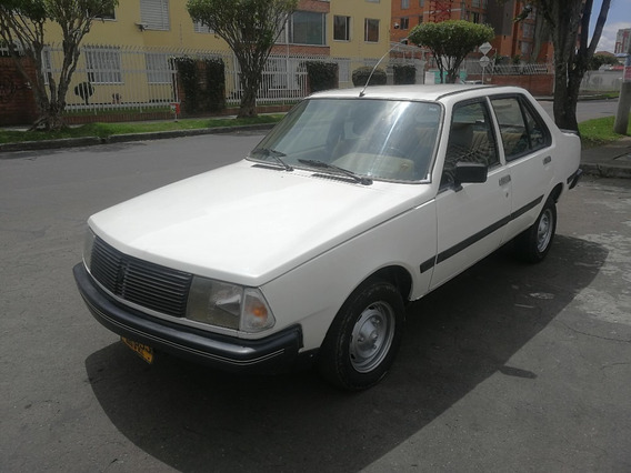 Renault 18 Export Mt1400cc Blanco Sa