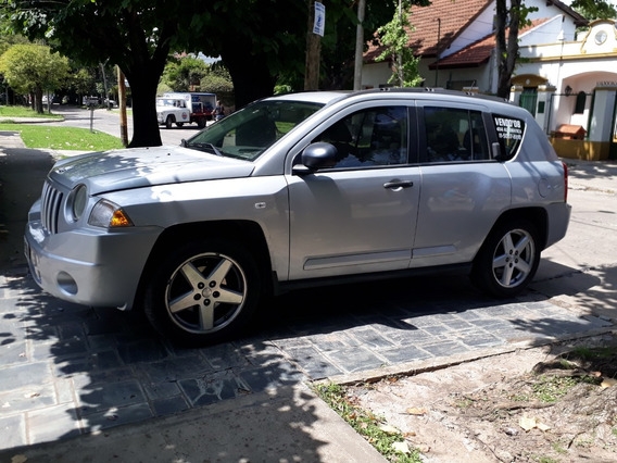Jeep Compass Limited 2.4 Aut. Secuencial 4 X 4 Mod. 2008