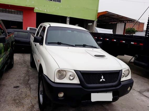 Mitsubishi L200 2.5 Gl Cab Dupla 4x4 4p Makema Promoção