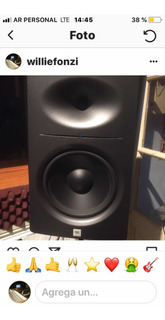 Monitores Y Woofer De Estudio Jbj