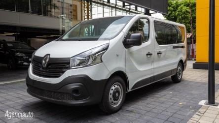 Renault Traffic Techo Bajo- 2021