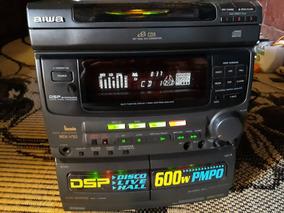 Aiwa Nsx V50 Funciona Tudo