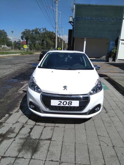 Peugeot 208 Allure Puretech Gasolina.