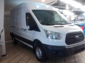 Ford Transit Furgon 0 Km 2017 Entrega Inmediata Tasa 0 % (mr