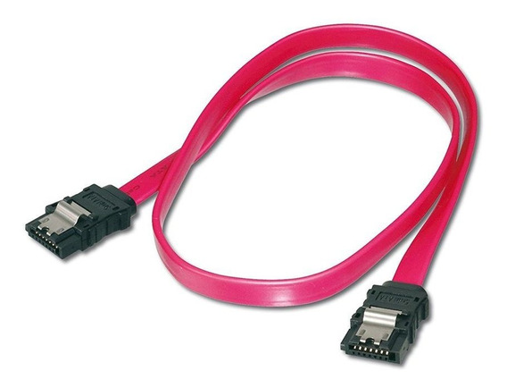 Cable Sata Datos X2 50cm Disco