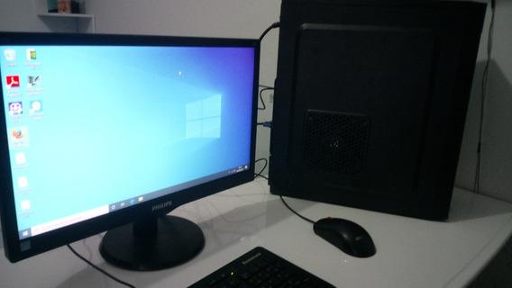 Computador Amd Phenon X3 8450 Completo