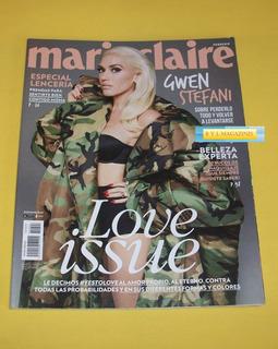 Gwen Stefani Mar Saura No Doubt Revista Marie Claire 2018