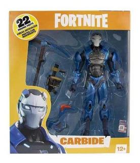 Muñeco Fortnite 17 Cm Figura De Colección Original Carbide P