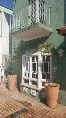 Sobrado Com 2 Dormitórios À Venda, 100 M² Por R$ 750.000 - Cambuci - São Paulo/sp - So0226