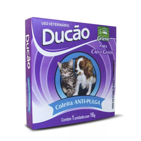 Kit 2 Coleiras Antipulgas E Carrapatos Para Cães E Gatos