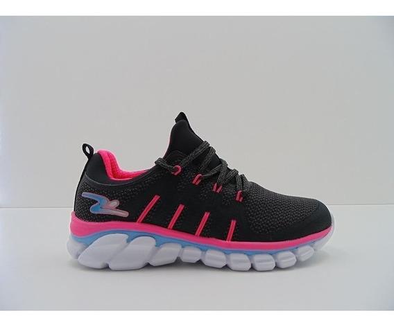 Tênis Adrun Feminino Adulto Corrida Esporte Confort 80.01f8