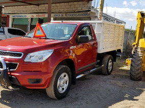 Chevrolet S-10 2.5 Chasis Cabina Mt 2016