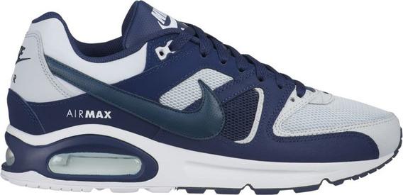 Zapatillas Nike Air Max Command Hombre Originales 629993-045