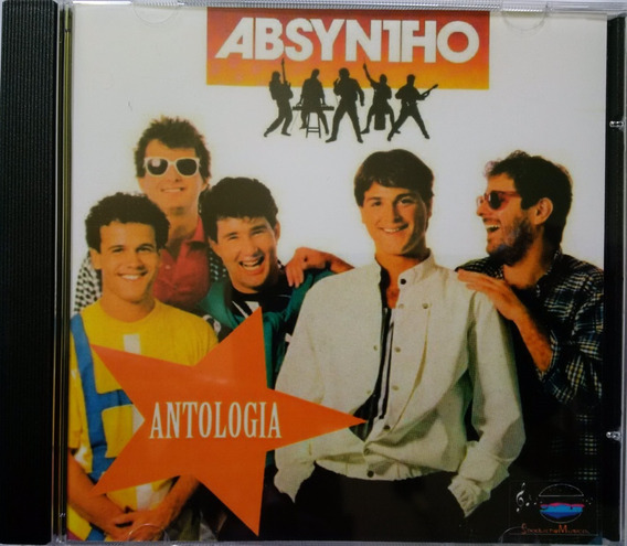 Cd Absyntho - Antologia