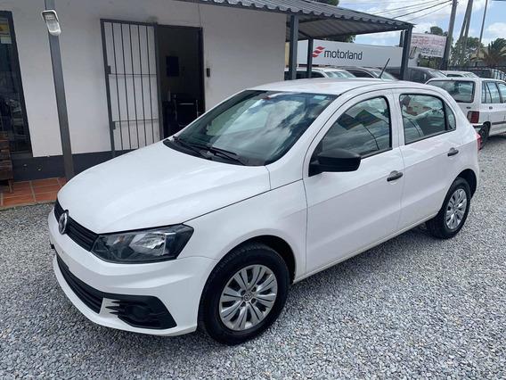 Volkswagen Gol 1.6 Power 101cv 2018 Pto/financio 48 Cuotas!