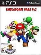 Emulador Super Nintendo Mais 3.125 Jogos Para Play Station 3