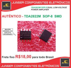 Ci Tda2822 | Tda2822l | Tda2822m ,utc2822l - Amplificador