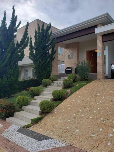 Imagem 1 de 30 de Casa Com 3 Dormitórios À Venda, 233 M² Por R$ 2.200.000,00 - Ville Sainte Hélène - Campinas/sp - Ca14555