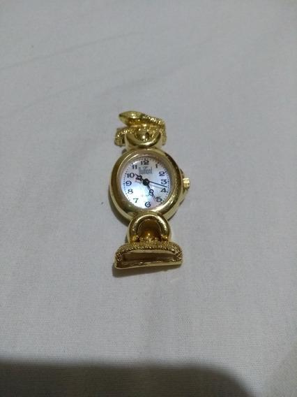 Relógio Dumont Com Pulseiras