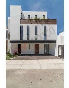 Casa Nueva En Venta En Zibata $4,600.000.00