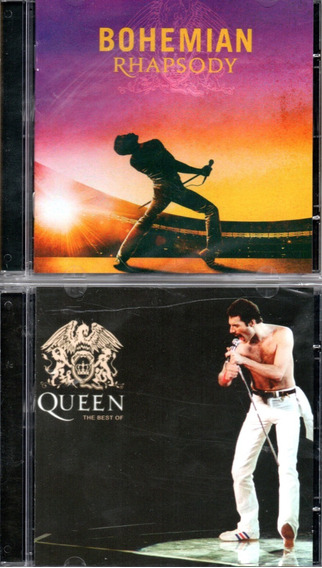 Cd Bohemian Rhapsody + Queen The Best Of