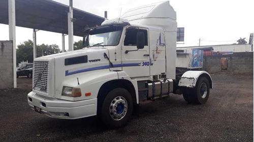 Volvo Nl10 340 Cabine Leito Ano 1995,aceita Troca!!!