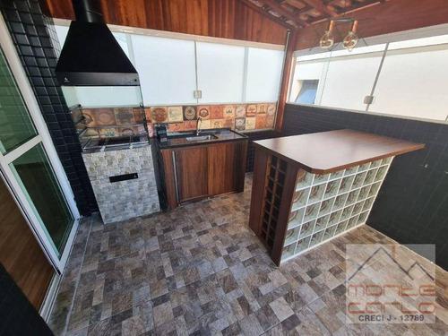 Imagem 1 de 19 de Cobertura Com 3 Dormitórios À Venda, 145 M² Por R$ 625.400,00 - Centro - São Bernardo Do Campo/sp - Co0028