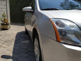 Nissan Sentra 2.0 Custom Cvt 2008