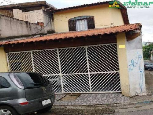 Imagem 1 de 19 de Venda Sobrado 3 Dormitórios Jardim Jovaia Guarulhos R$ 400.000,00 - 32076v