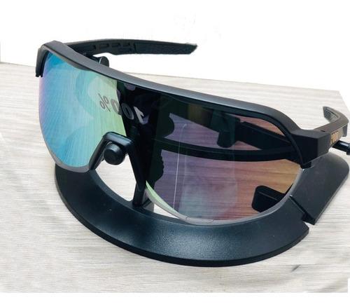 Gafas De Ciclismo Filtro Uv 400 Ruta Mtb Estuche+paño+funda
