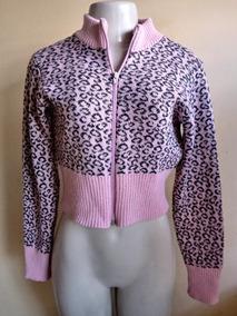 Blusa Estampada De Frio Feminino Da Confecçoes M.caf