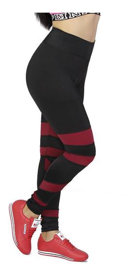 Ropa Deportiva Mujer Leggings Colombianos Licra Mallas 09 /l