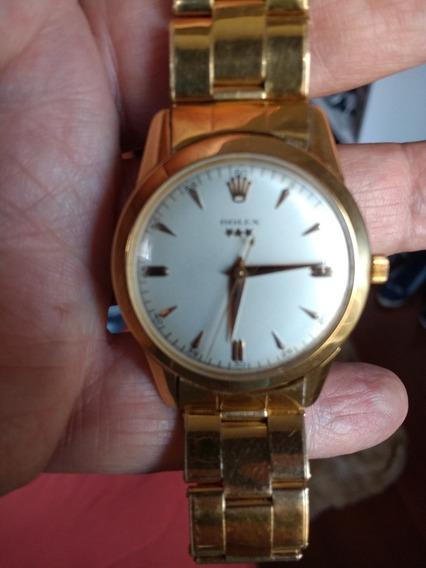 Rolex De Ouro