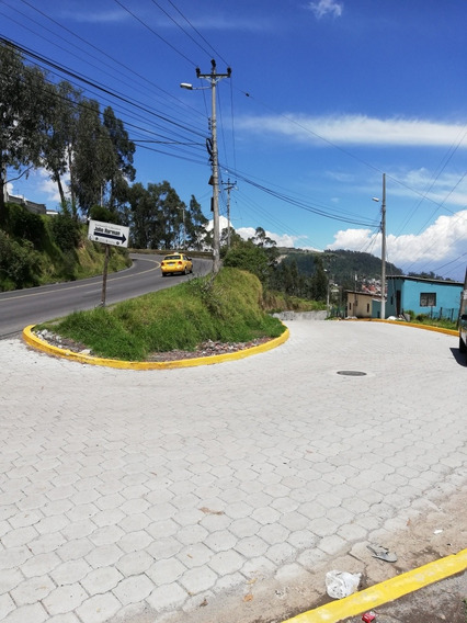 Terreno En Venta Sector Vista Hermosa-conocoto 1300 M2