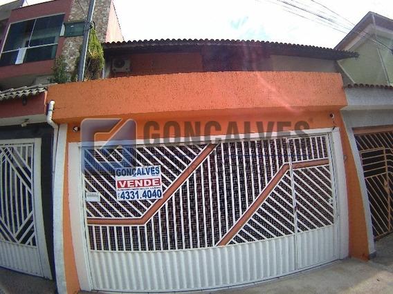 Venda Sobrado Sao Bernardo Do Campo Jardim Palermo Ref: 8428 - 1033-1-84281