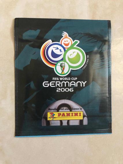 Raro Envelope Copa 2006 Versão Peru