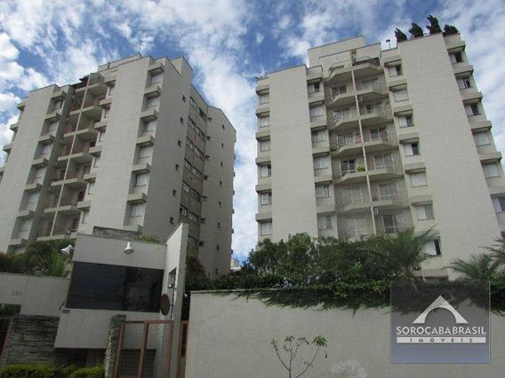 Apartamento Com 3 Dormitórios À Venda, 70 M² Por R$ 265.000,00 - Jardim Simus - Sorocaba/sp - Ap0332