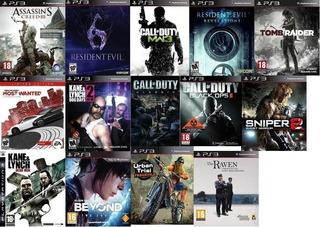 Juegos Digitales Para Ps3 Y Ps4 Tenemos Catalogos