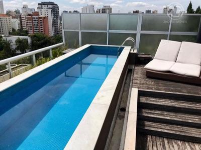 Linda Casa Com Vista Skyline Para O Bairro - Ca2733